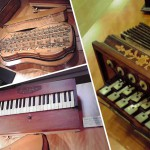 鍵盤ハーモニカの原型?進化?を垣間見たかも