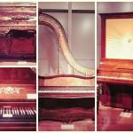実演・試奏もあったよ!ピアノ・チェンバロ・スピネット