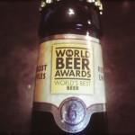 またもやWORLD AWARDSなベルギービール